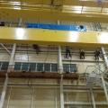 Čistiace prace elektráren
