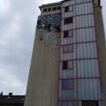Demontáž zateplenia budovy Ostrava