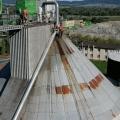 Wapkovanie strechy nádrží VVS