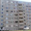 Oprava fasády Levice KP.Nálepku