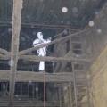 Čistenie výrobnej haly Izomat
